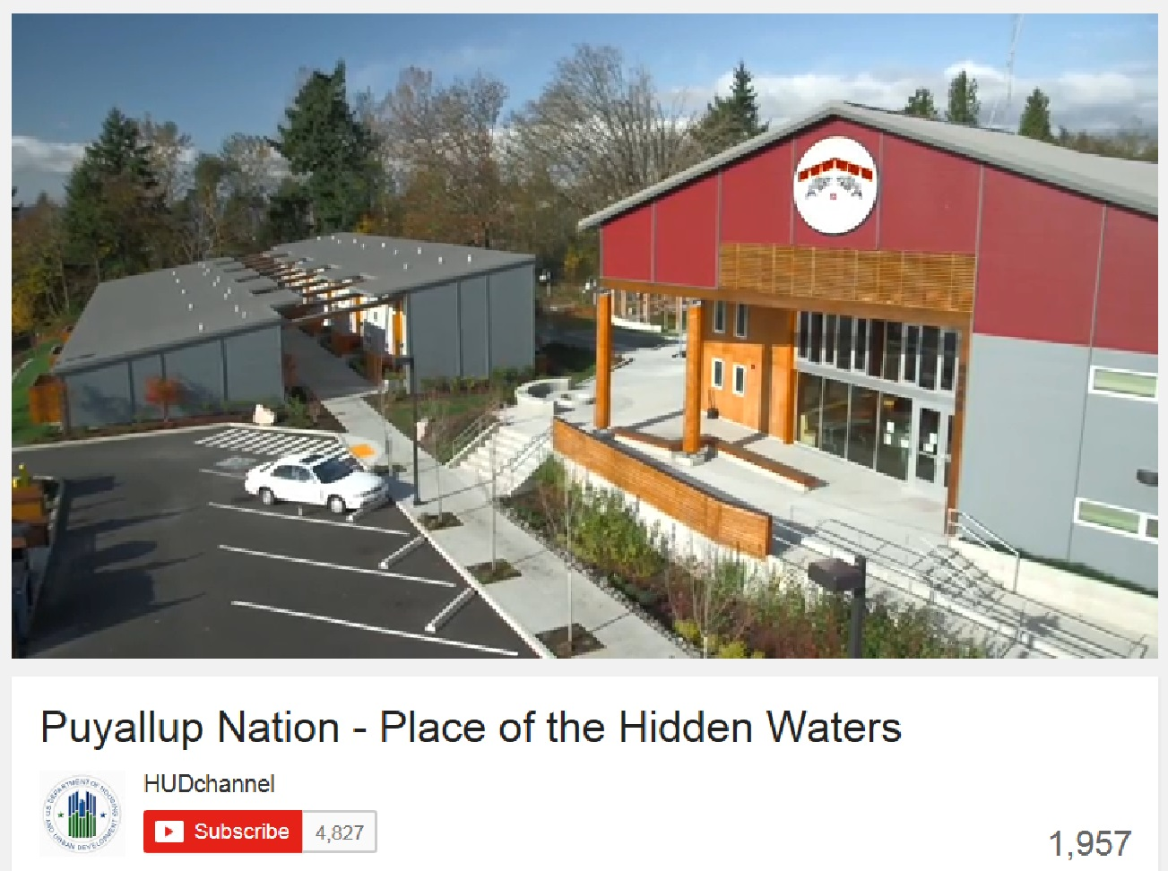 Puyallup Nation s Place of the Hidden Waters