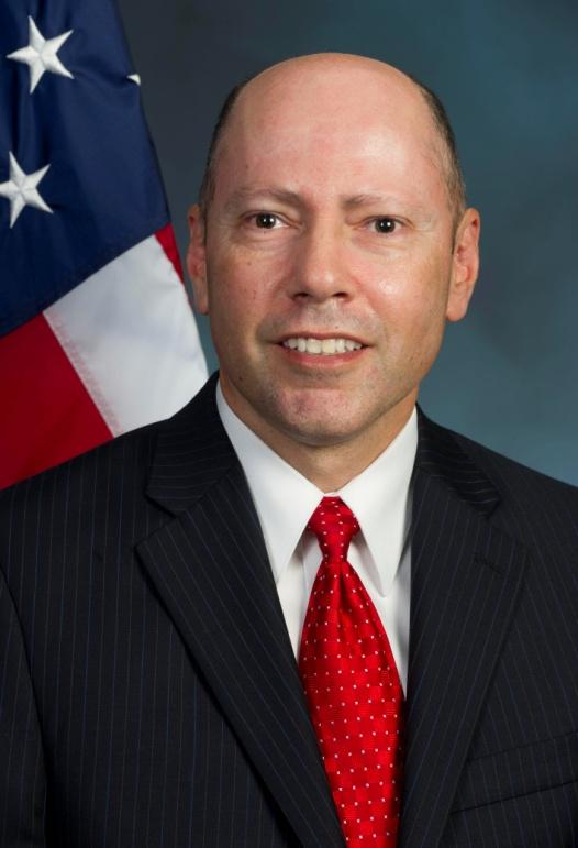 Photo of Deputy CFO David Sidari