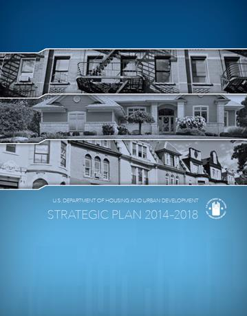 FY 2014-2018 HUD Strategic Plan
