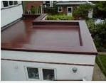 Deficiency:  BE - Roofs - Ponding