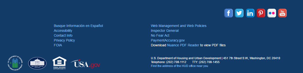 HUD gov / U S  Department of Housing and Urban Development (HUD)